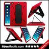 Luxury PC+Silicone Smart Case for ipad mini,PC Silicone Shell Case for ipad mini