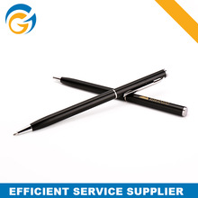 Hotel&Office High Quality Metal Slim Ball Pen