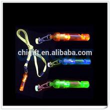 Whistle LED Flashlight