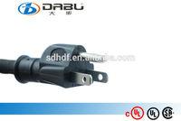 3 pins mains plugs North American/Canada plug