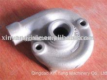 customized cast iron pump body/pump casting part