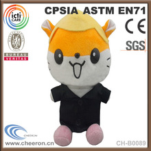 Custom plush toy bulk promotional gift for kids