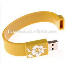 factory price bracelet usb stick ,custom usb 2.0 ,bulk usb memory stick