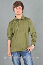 health care men's long sleeve shirt/dri fit long sleeve shirts wholesale