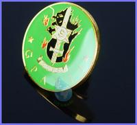 soft enamel lapel pin china manufacturing