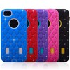 Jewel Diamond Pattern Back Cover Skin Case for iPhone 5 5s