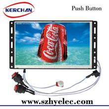 7 inch wifi network ad frame/7 inch lcd multimedia digital advertising monitor