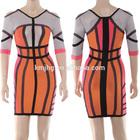 Plus Size Bandage Dresses Wholesale 2014 New Style
