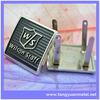 Custom engraved hand key metal tag