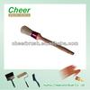 Hot sale round natural bristle paint brush/round brush paint brushes round