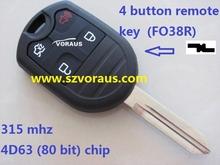 NEW Ford 2011 2012 F150 F250 F350 Remote Head Key 80 Bit Remote Start 164-R8067