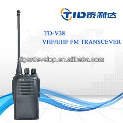 hot sale cheap wireless two way radio transmitter walkie talkie handheld