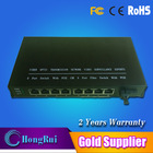 Network switch 8 port 100Mbps wireless router with poe