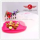 clear plastic cupcake box passed FDA