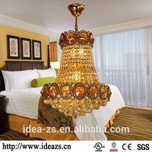 C99024 rococo iron & crystal chandelier ,modern crystal ship chandelier ,whole sale wedding crystal t.light holder
