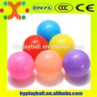 Colorful Ball Fun Ball Soft Plastic Ocean Ball Baby Kid Toy Swim Pit Toy 5.5cm