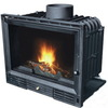 cast iron wood burning fireplace 30 years manufacturer