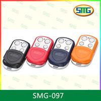 Wireless duplicator universal programmable remote control SMG-097