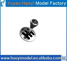 cnc rapid prototyping car gear knob cover plastic model made in china
