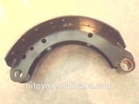 5336-3501095 Heavy Duty Truck Brake Shoes for MAZ