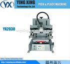 YX2030--Semi-automatic Used Manual Screen Printing Machines