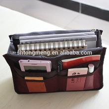 Multi-function Nylon Handbag Organizer Bag in Bag