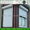 Doors and Windows Plastic Roller Shutter Slats