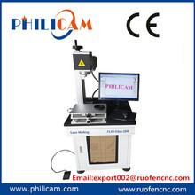 Utilitário baixo Super qualidade price10w / 20 w / 30 w / 50 w marcação no metal e marcador do laser do metalóide