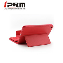 Fashion Red External Wireless Tablet PC Keyboard for Android Mobile Phone