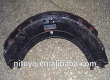 MAZ 500-3501090 Heavy Duty Truck Brake Shoes