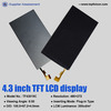 new development ips touch screen lcd glue for game machine