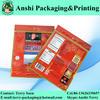 Food grade moisture proof aluminum beef jerky packaging bag