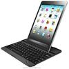 Aluminum bluetooth Laptop keyboard for ipad air,wireless keyboard for ipad air