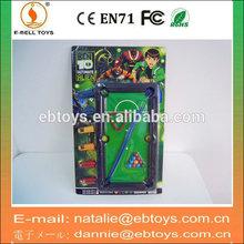 Promotion kids toy billiards plastic billiards table toy