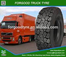 Fg912 forgood marka çince tüm çelik radyal kamyon lastik/araç lastiği sıcak satış