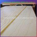 Eukalyptus-kern kiefer gesicht 3 schichten holzplatte für indoor-möbel