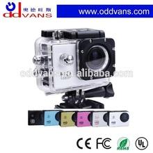 FULL HD 1080P Action camera 30M Waterproof 12MP sports action camera Sj4000