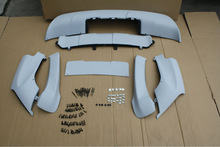 2007+ X5 E70 abs body kit high quality moderate price