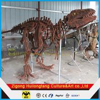 Dinosaur Exhibition Items Animatronic Dinosaur Skeleton Costume