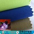 En11611, poliéster en11612/de algodón fr tejido resistente al calor para uso en la industria