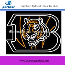 2014 Wholesale Cincinnati Bengals Tiger NFL Neon Sign