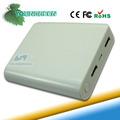 tamaño pequeño banco de energía portátil para el teléfono móvil
