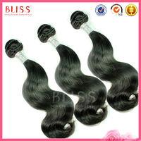 The Best Selling Hair Weaves for Brazilian Body Wave Virgin Hair Extensions Top Quality Virgin Brazilian Hair