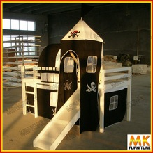 wholesale cheap castle kids bunk beds