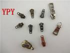 autolock zipper Slider,zipper heads,colorful metal slider zipper head lock