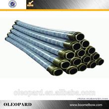 4 win steel wire DN100*4m rubber hose for concrete pump