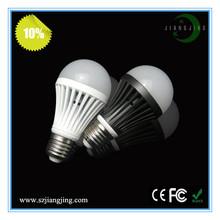 High power LED Light Source E27 9W low heat no uv led light bulb