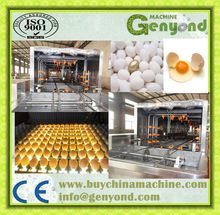 high efficiency and factory price Fresh Chicken/duck Egg Washing Machine
