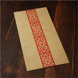 Quality paper with good price colorful paper peal&seal envelopes