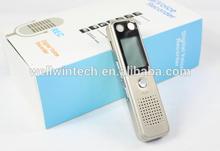 Mini Portable metal usb sound recorder mp3 player AB repeat recording device